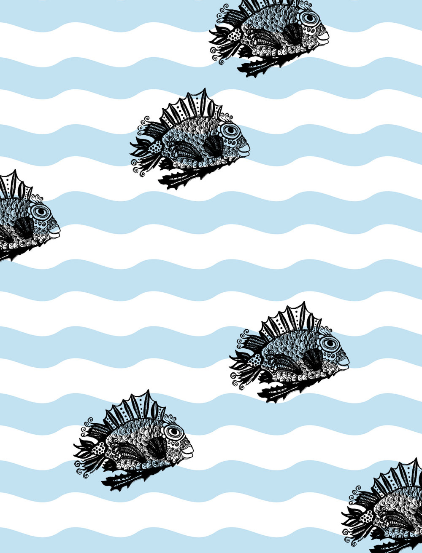 Fish+on+blue+wave+pattern.jpg