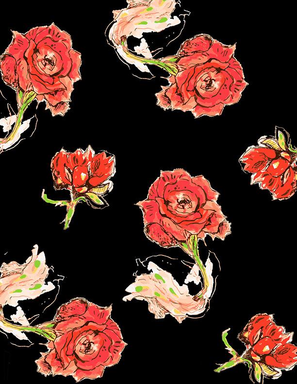 Rose pattern w black BG- new small.jpg