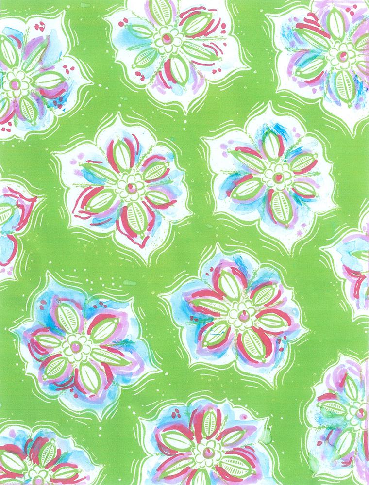 green wattercolor flower pattern.jpg