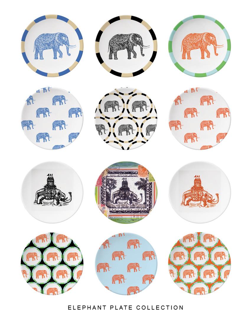 Elephant Ceramic collection 4-9-18.jpg