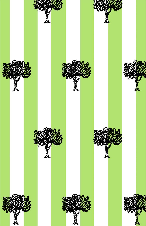 Black Tree - green stripe pattern web.jpg