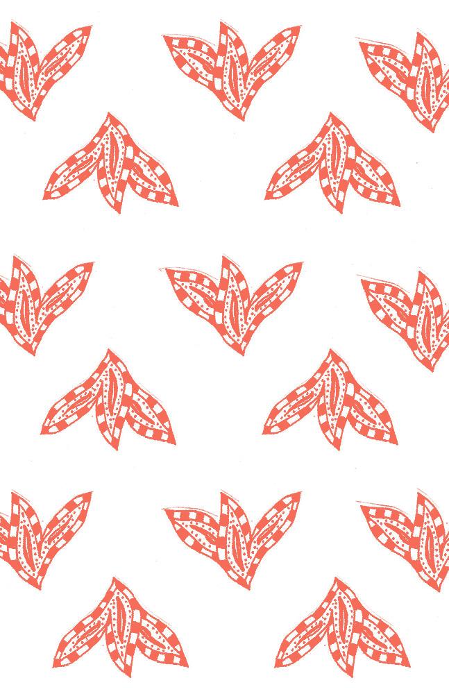 Shrimp paisley leaf pattern v2 web.jpg