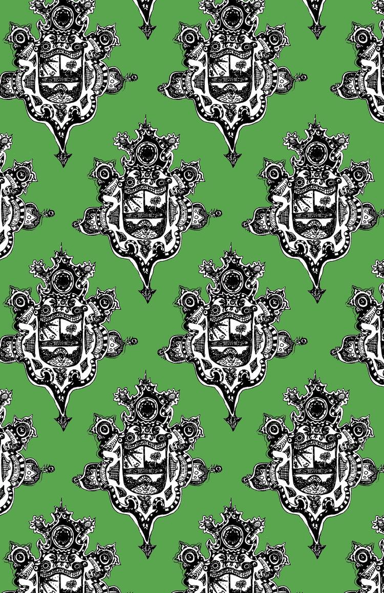 Crest+on+Green+-Large-+pattern.jpg