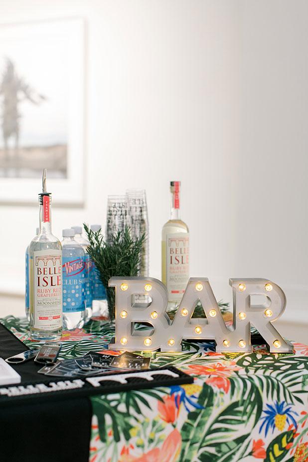 belle isle cocktails event liquor bar