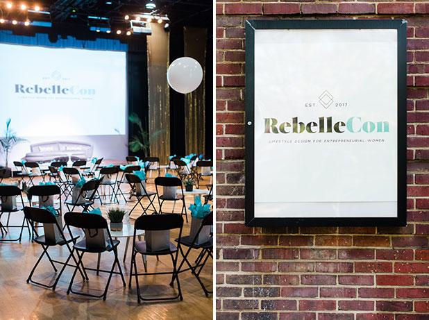 RebelleCon conference 2017 in Richmond