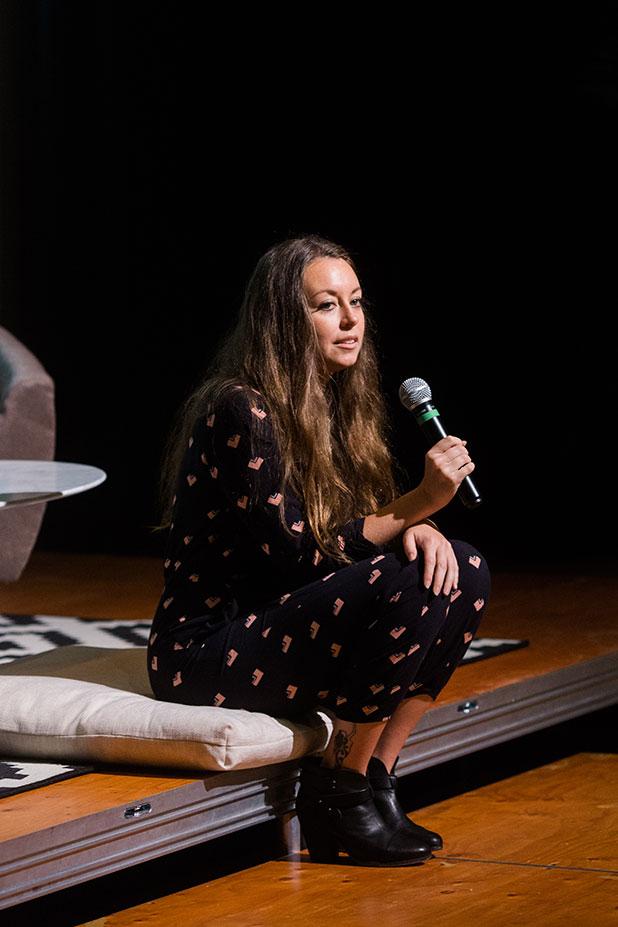 Guided Grounding Meditation by Allison Walton