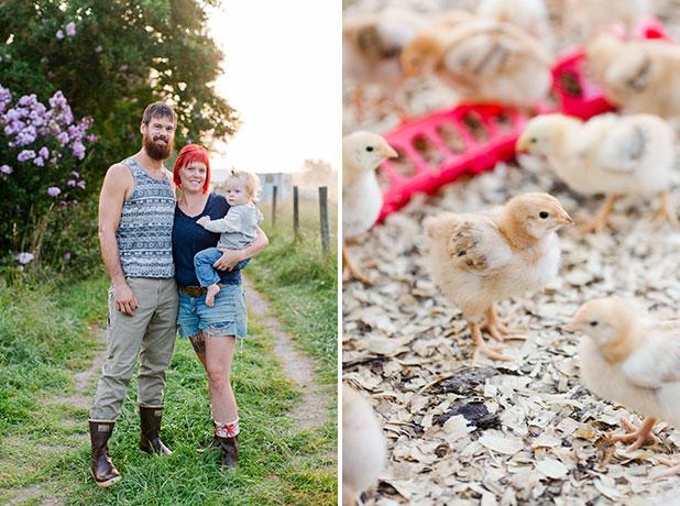 shirefolk farm shot for richmond magazine - Sarah Der