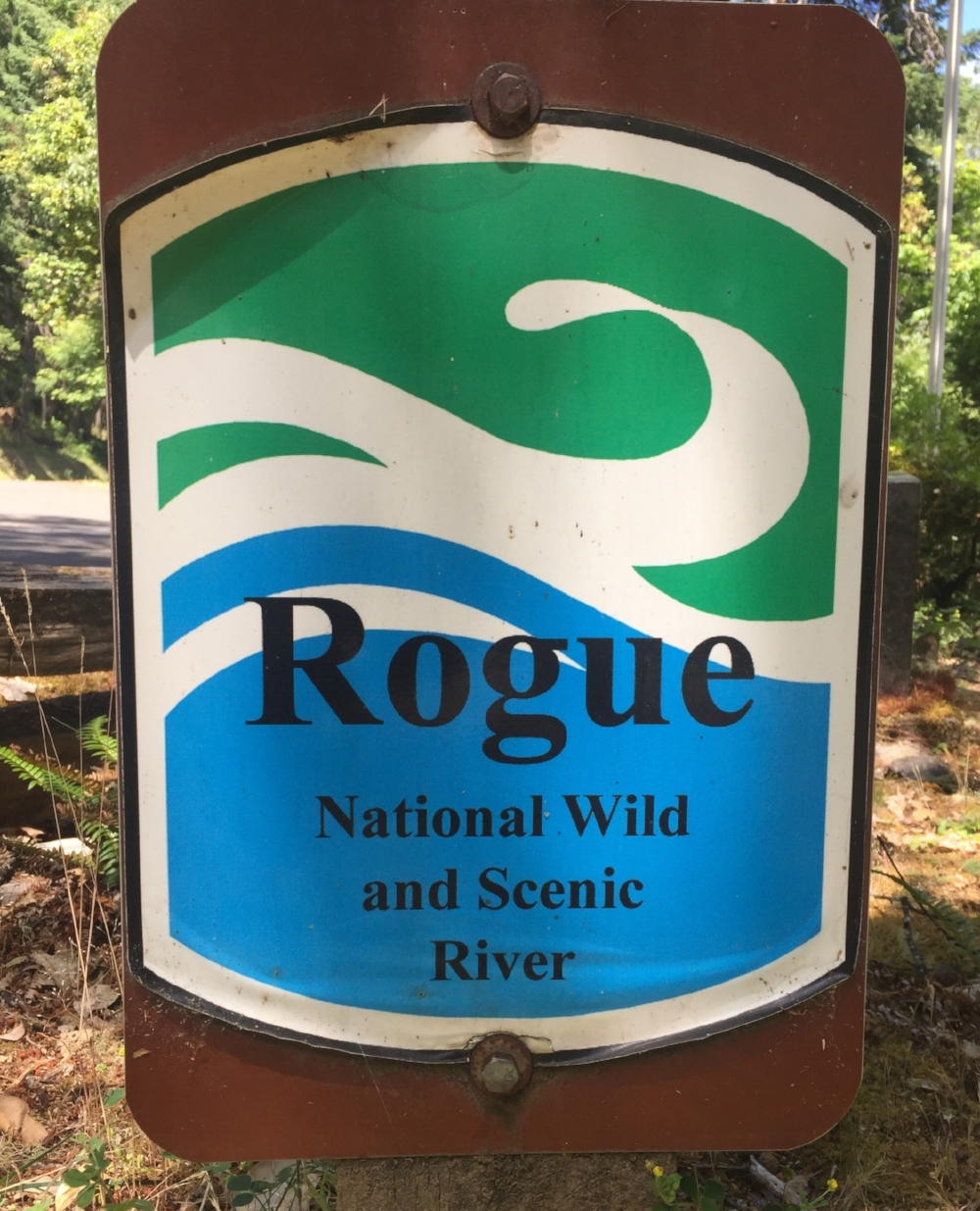 The Rogue was one of eight original river designated Wild & Scenic in 1968.