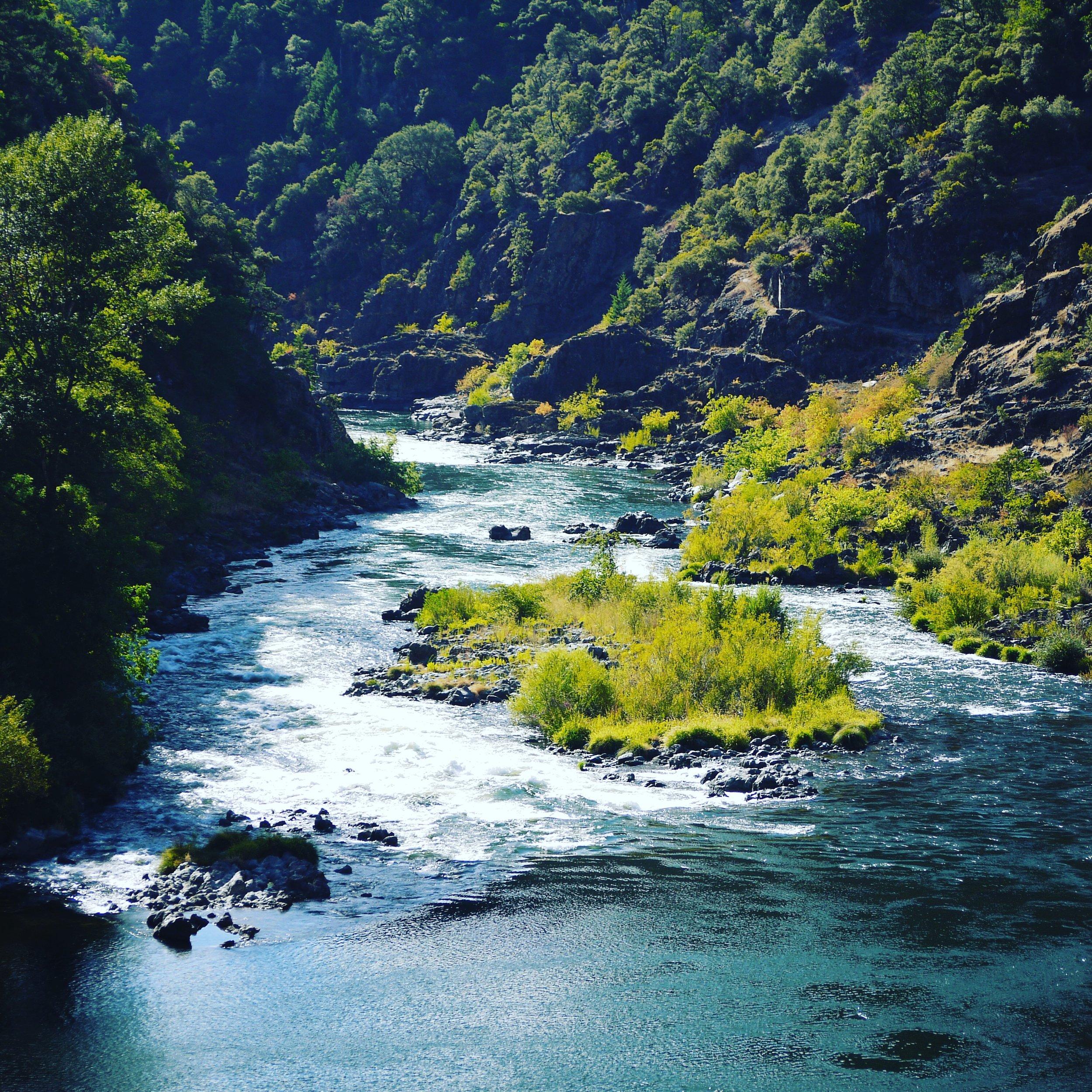 Graves Creek Rapid, Wild & Scenic Rogue.jpg