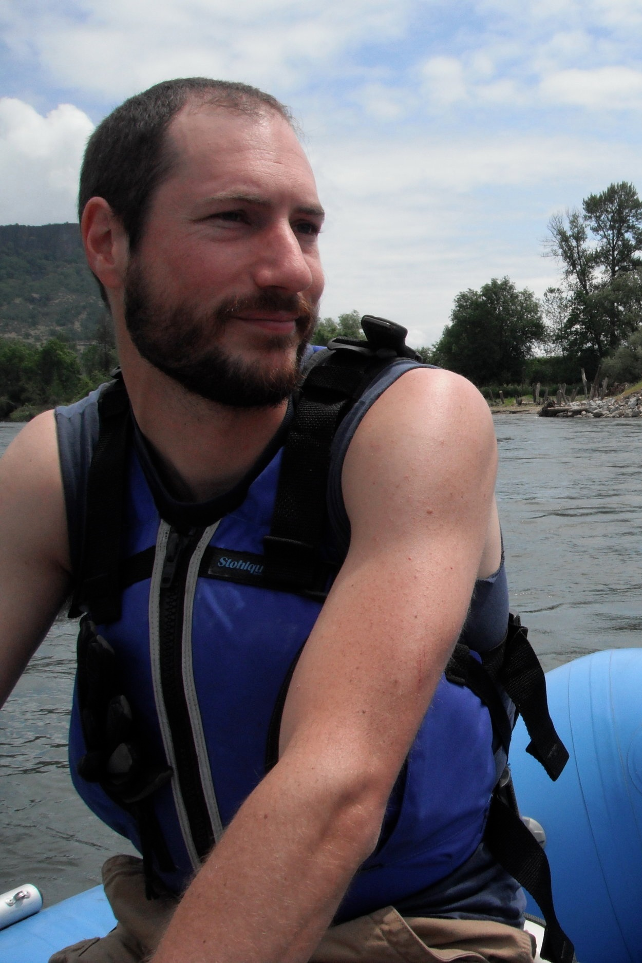Forrest English, Rogue Riverkeeper 2013 - 2016