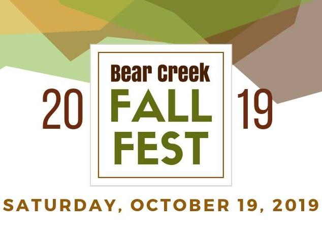 Bear Creek Fall Fest