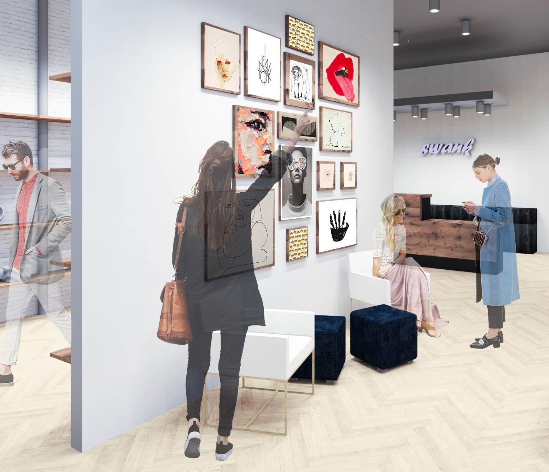 1st Floor: Shop