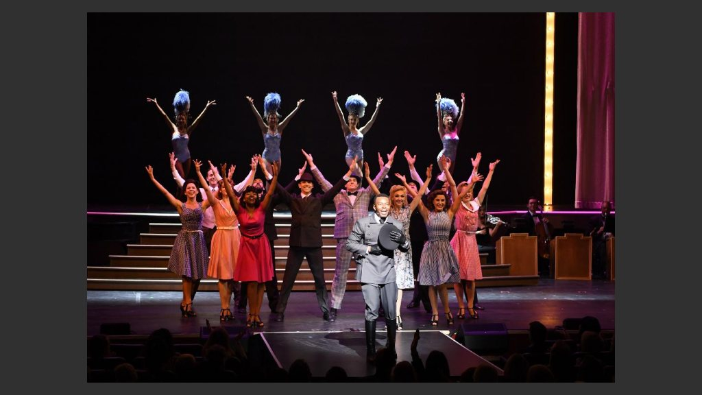 """THE CAST FOR """"MARILYN! THE NEW MUSICAL"""" Photo: Denise Truscello"""