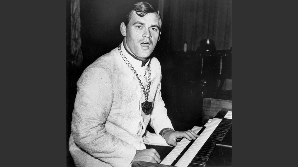 Denny McLain at the Hammond B3