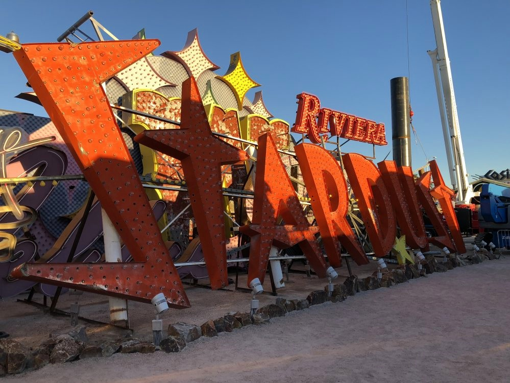 The Stardust and Riviera gave old Vegas a lot of star power, starting in the 1950s.