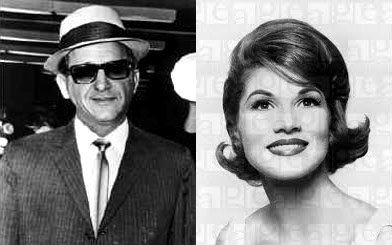 Sam Giancana and Phyllis McGuire