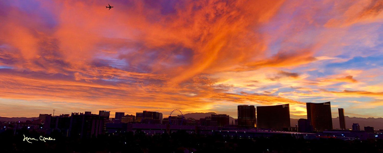 Vegas Sunset Orange