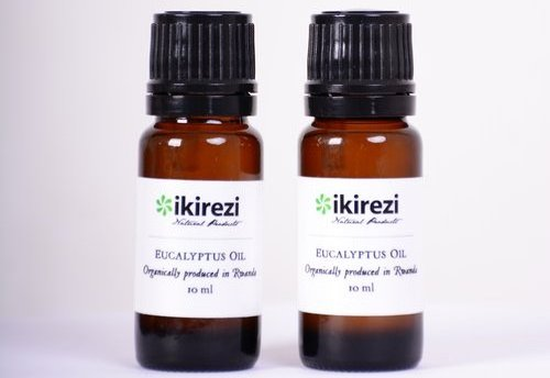Bottled eucalyptus oil for sale