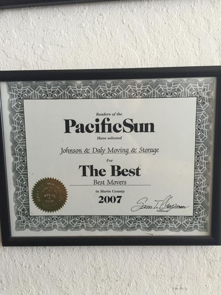 pacific sun best movers 2007