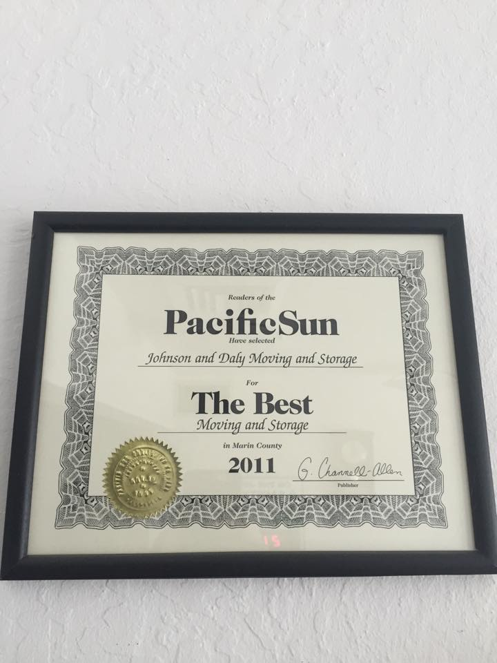 pacific sun best movers 2011