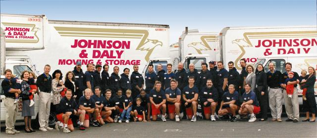 Johnson U0026 Daly Moving And Storage