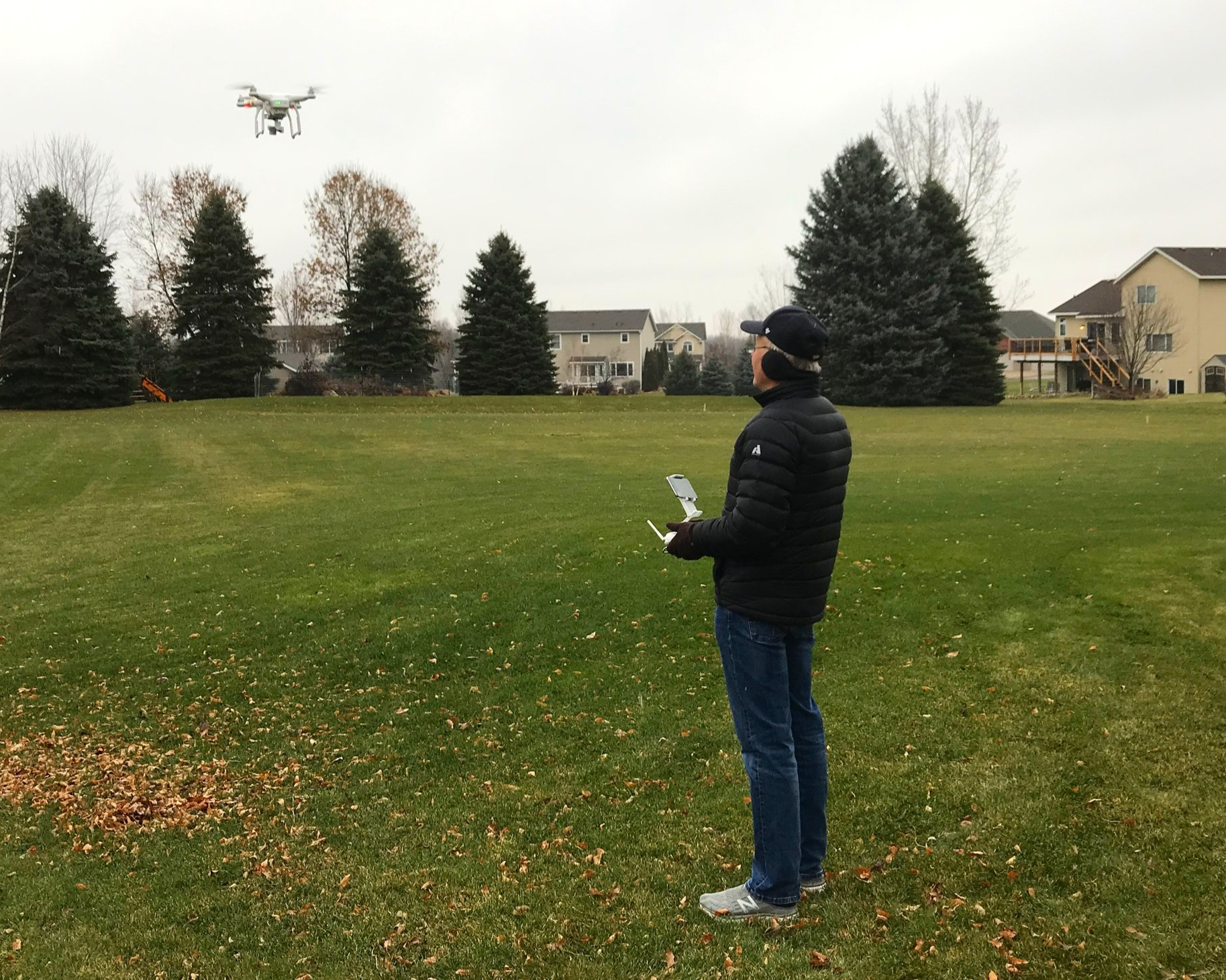- We have partnered with UAV Coach to offer personal, small and large group flight training classes. We also offer Community Education classes, participate in STEM and other outreach programs.