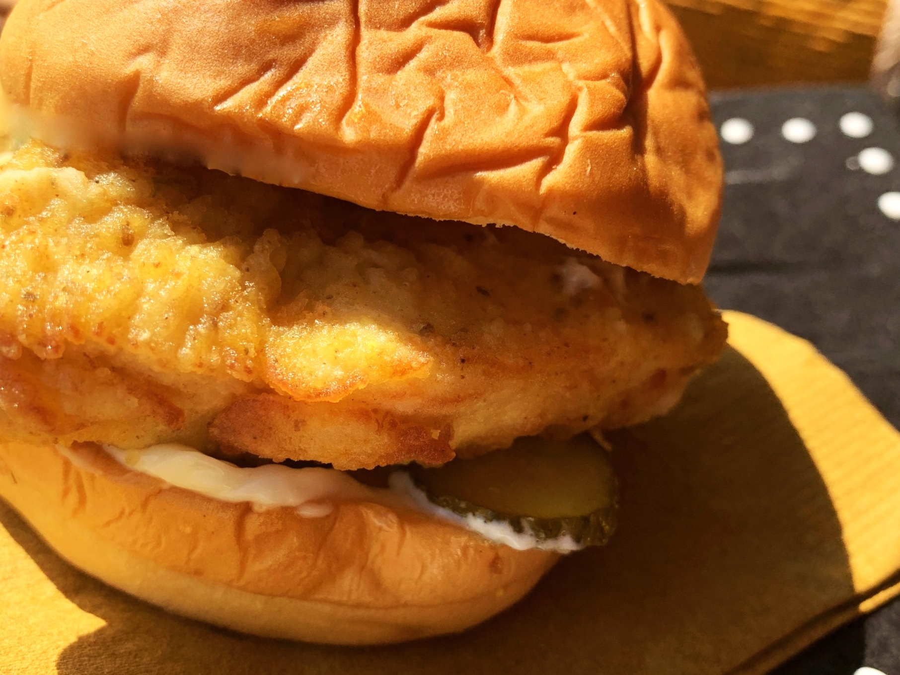 """Family Creole Soul Fried Chicken Sandwich w/Olive Oil(not Popeyes) - Unlike Popeyes, this chicken recipe was created """"By Us …For Us."""""""