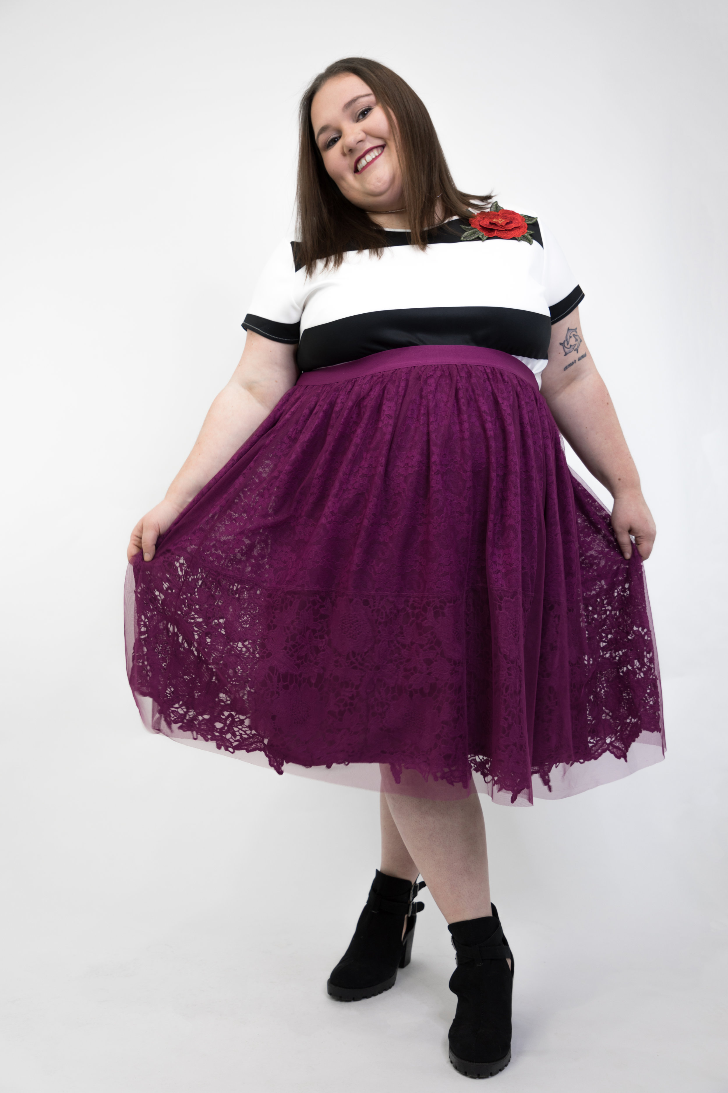 Jessica Kane Lace & Tulle Skirt - Reviewed by Kaunnor