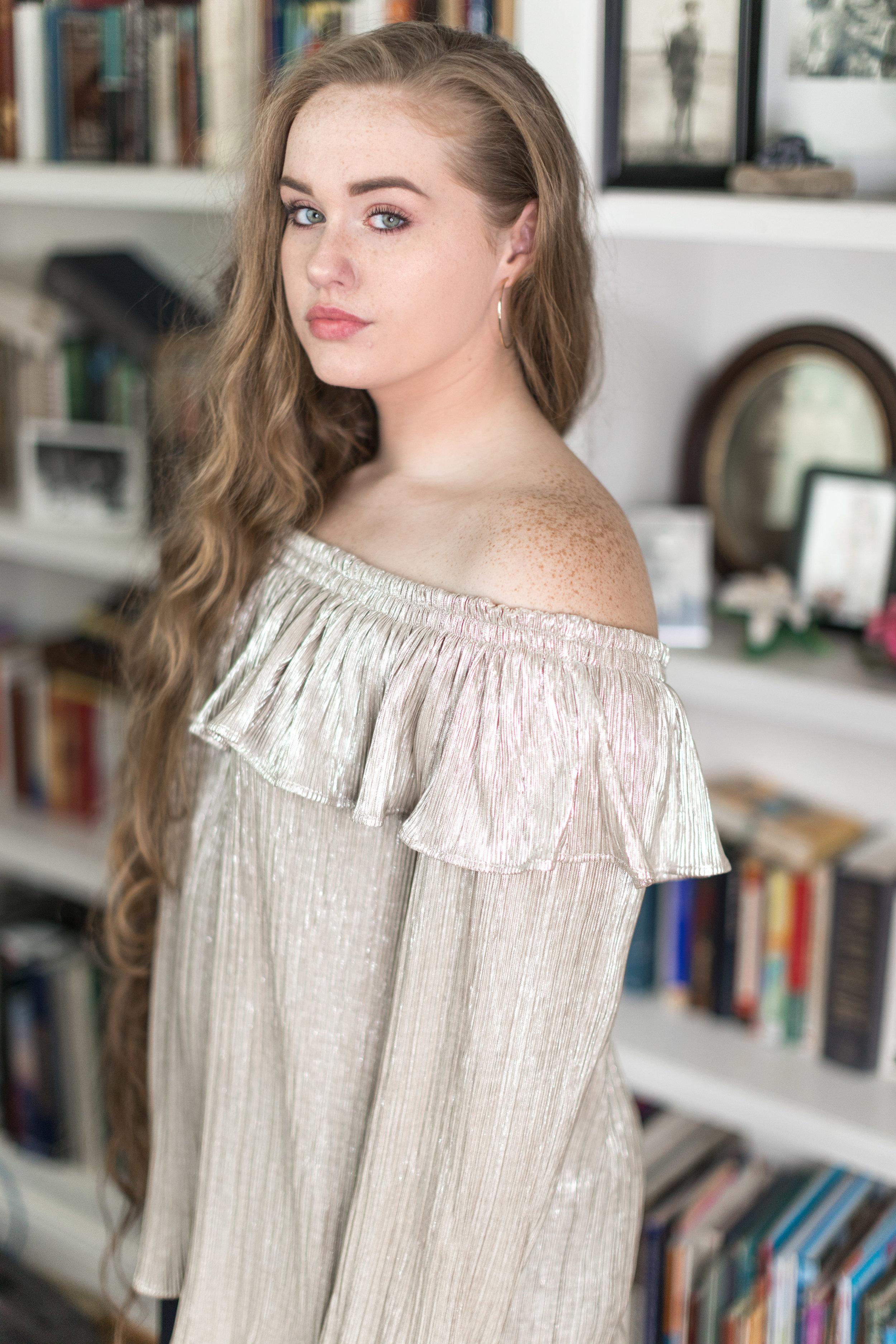 Aurora Top - Reviewed by Hannah C.