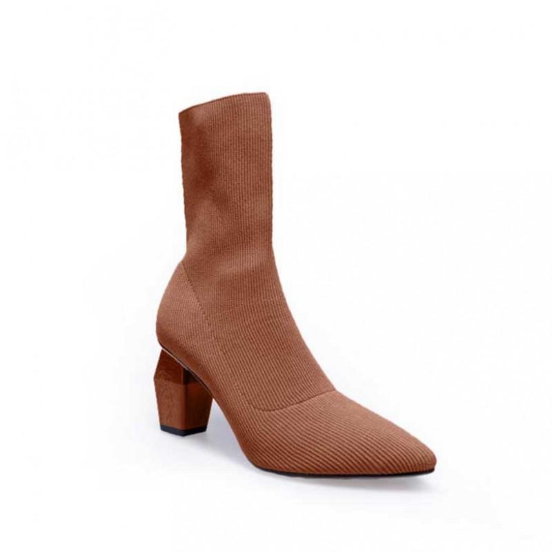 KRIYA Ankle Boots