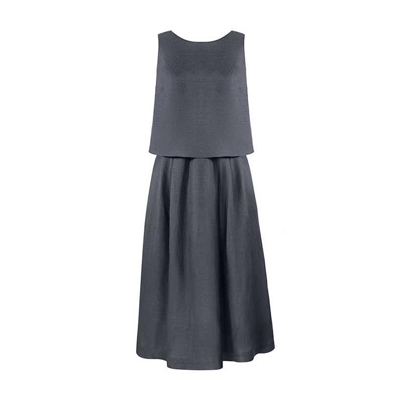 KASIR Midi Dress