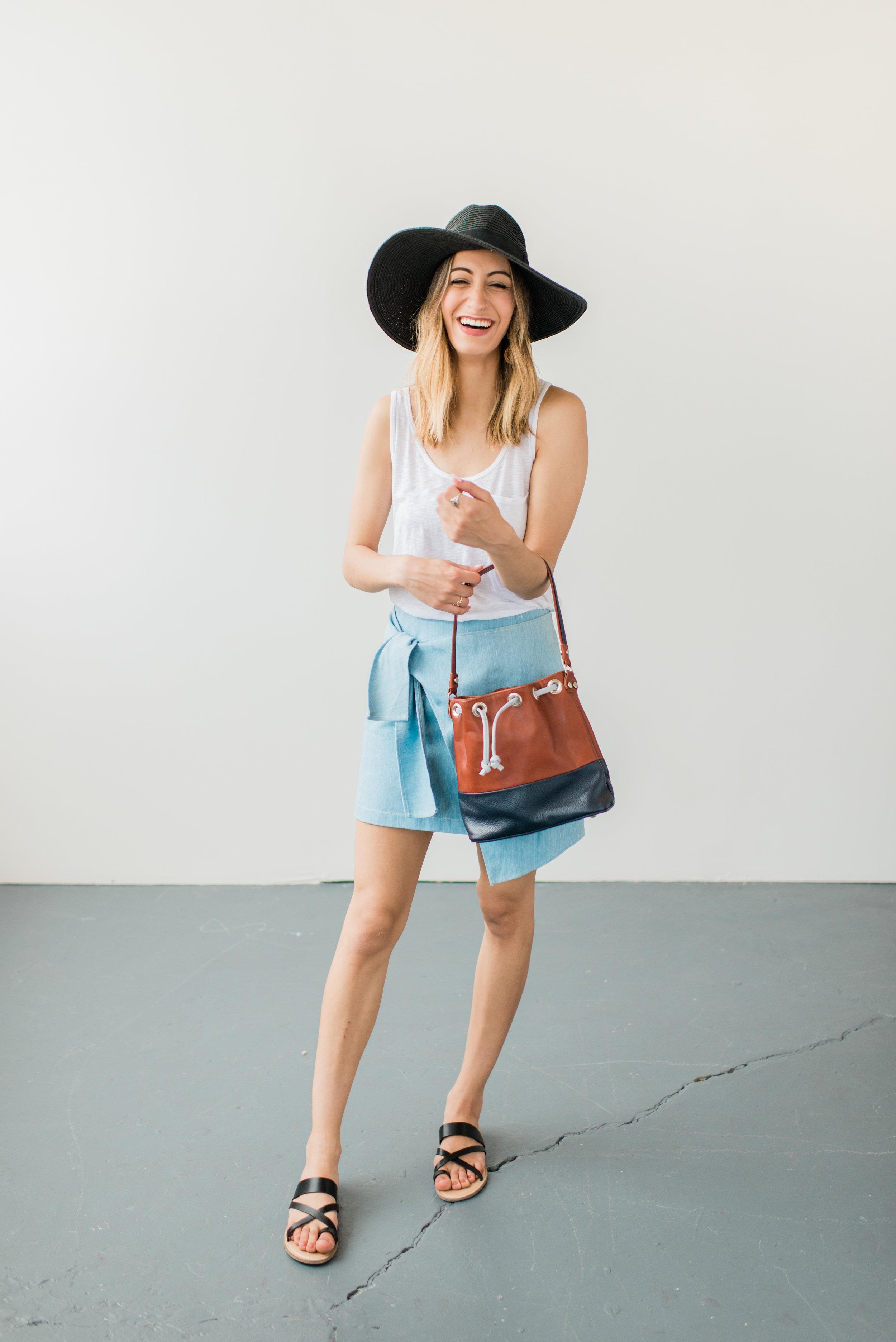 Brio Bucket Bag Mini, Laudi Vidni
