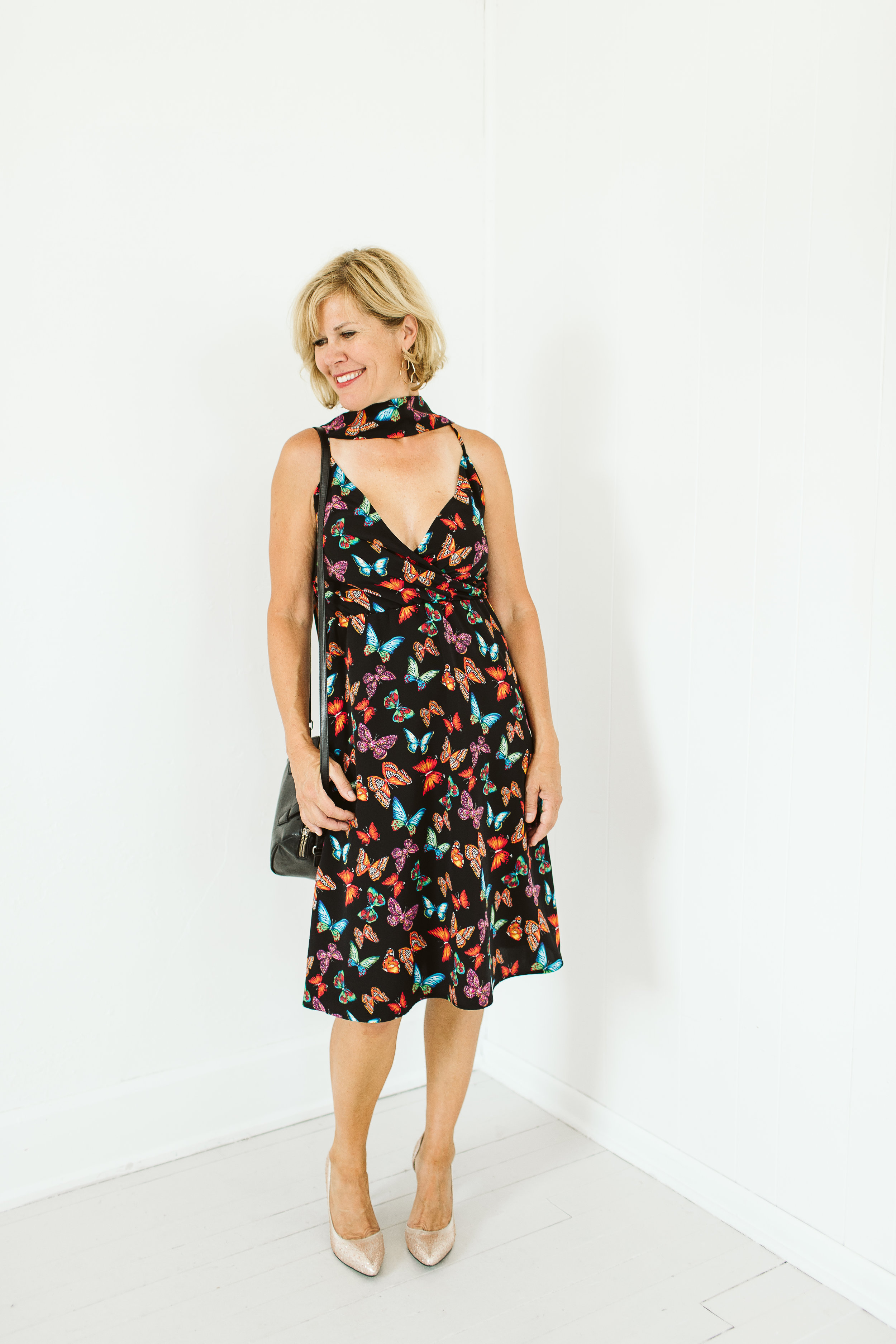 Social Butterfly Dress, My Vintage Look