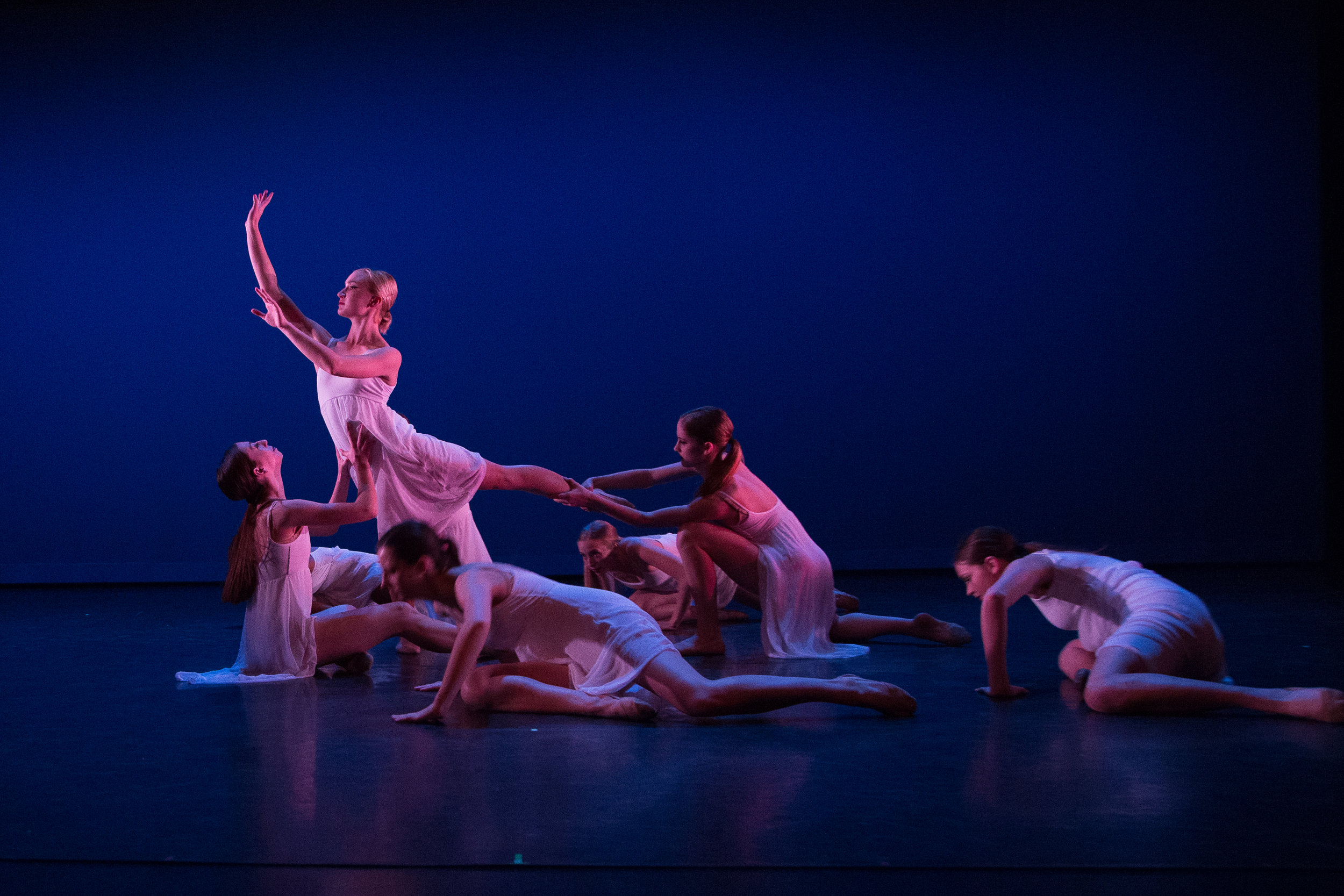 Configuration 2020 - March 7-8 & 13-14, 2020@Center Stage TheaterSee our Student Dance Companies perform.