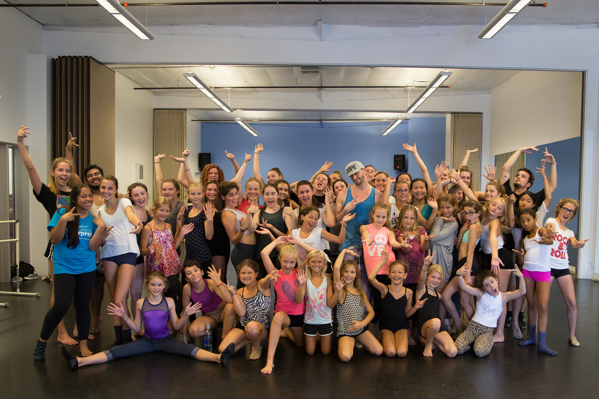 Fun dance classes at Santa Barbara Dance Arts