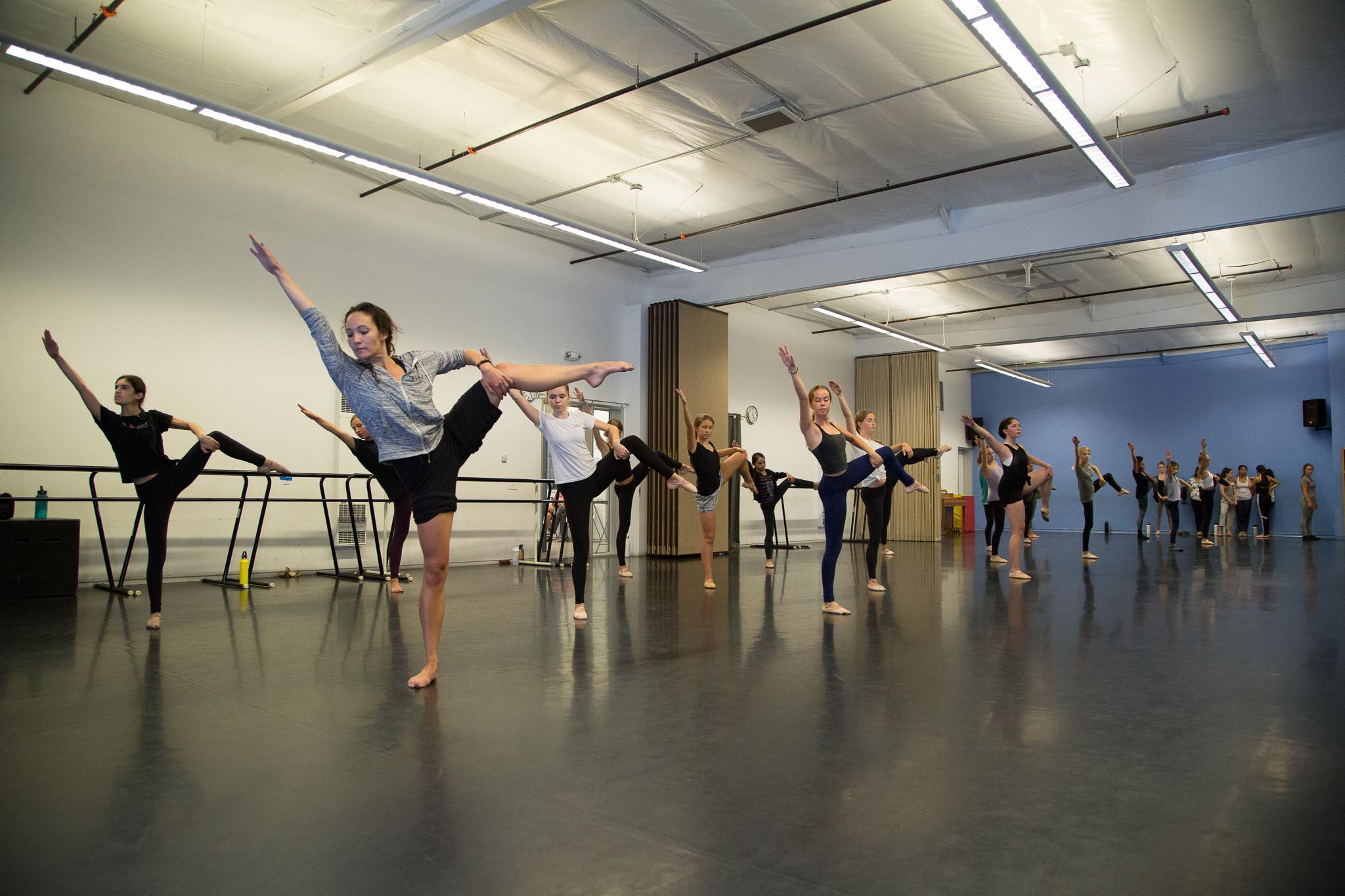 dance studio rental santa barbara, performance and exhibition space