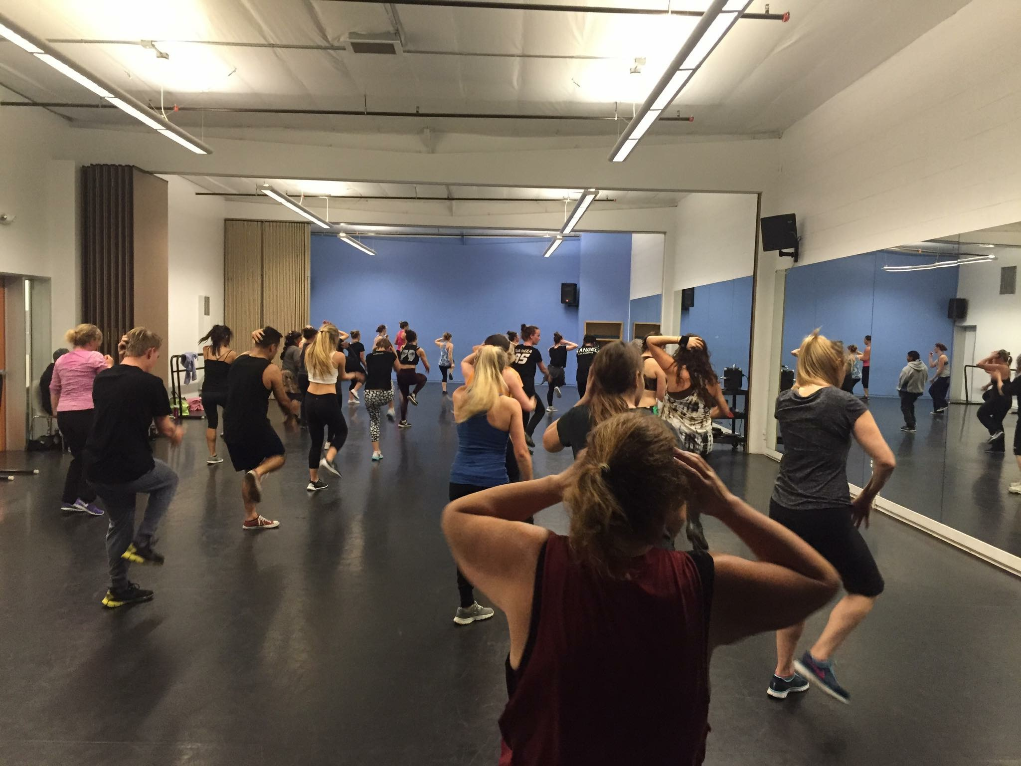 did you know... - ...dancing is the best diet? Have fun and get in shape, and save with one of our club cards!Cardio Hip Hop: an intensive workout. Open level