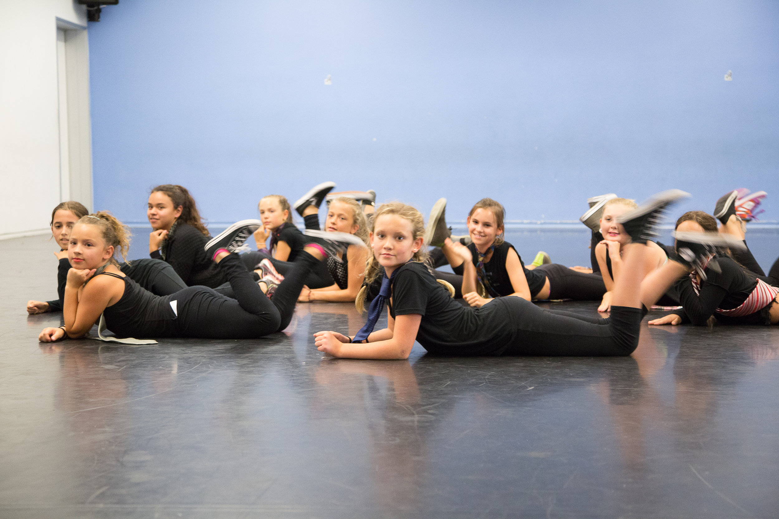 Beginning Classes - Our beginning classes are aged based and have a range of 3-4 years in each level.Youth/Level 1: Children ages 5-9 who are ready for structure and expanding their dance skills.Tween Levels: Tween dancers ages 8-12 just getting started with dance, but want to be with peers.Teen Levels: Teen dancers ages 13-17 newer to dance and looking to dance with their peers. We are very strict with our teen age requirements - especially for hip hop.