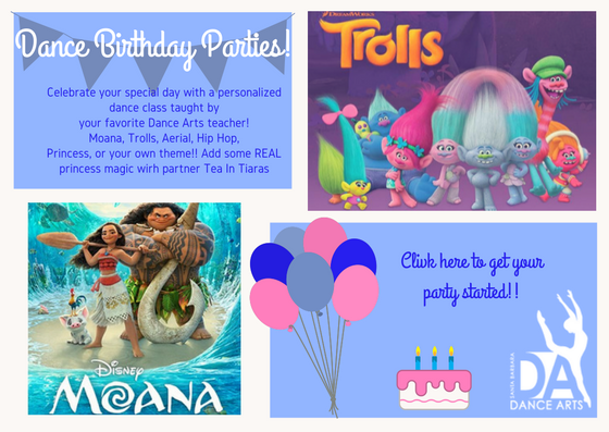 Let's Party! - We would love to bring some magic and fun to your child's party. Affordable pricing and memories that will last a lifetime!