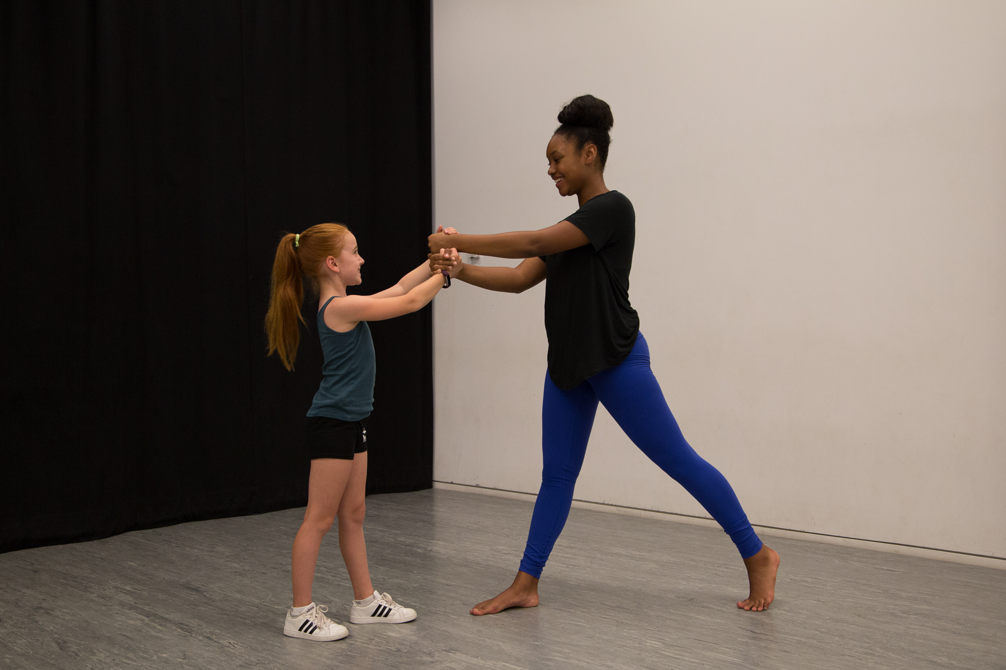 Class Assistants & BUddies Needed - Learn how you can be a leader and mentor at the studio