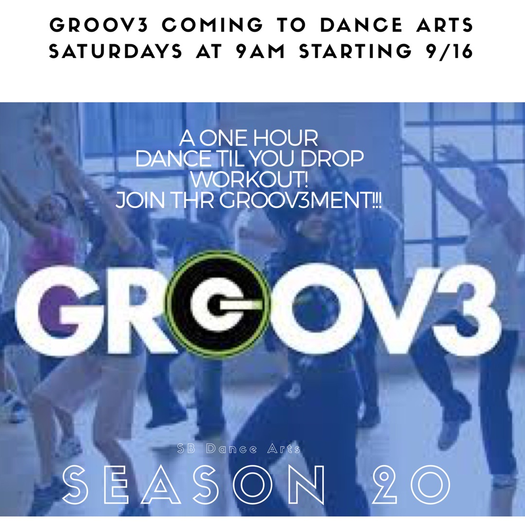 not just for kids! - Check out our Adult Classes including the new GROOV3 class on Saturday Mornings!View Schedule