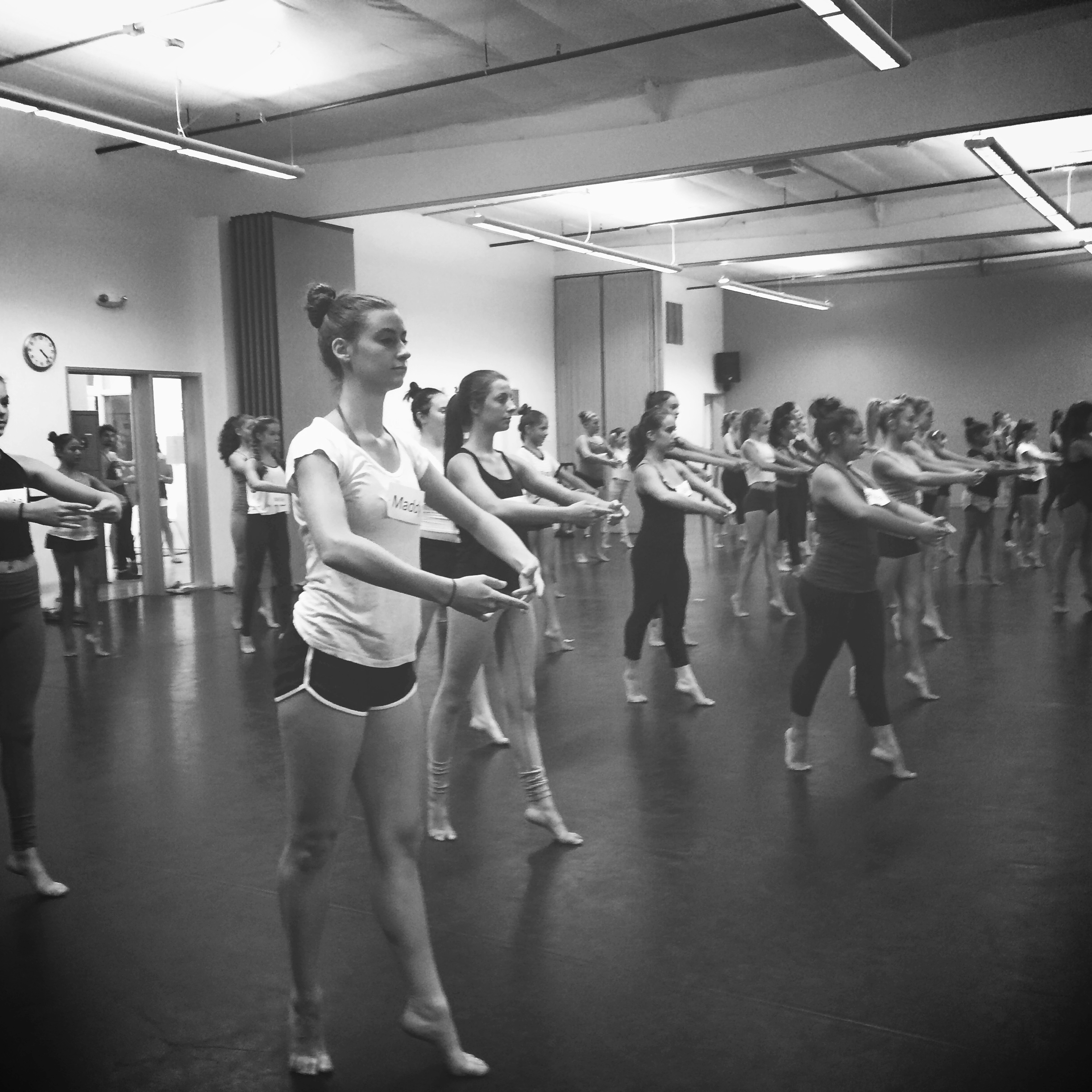 - Company Auditions were amazing. We believe that kids that can stand up at an audition will have the skills to stand up in front of a board room or their graduating class. We are so proud of you!