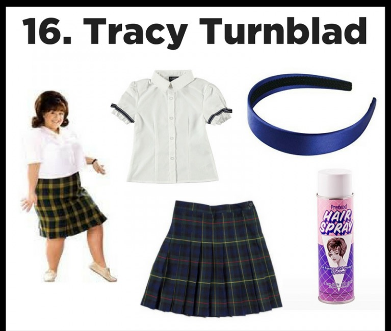 You Can't Stop The Beat! - This Broadway icon showed the world how to dance.  Show off your 60s spirit and transform into Tracy. Our loft has this look -head to toe!