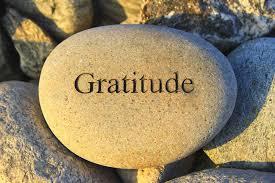 September Blog: - Why Gratitude Matters