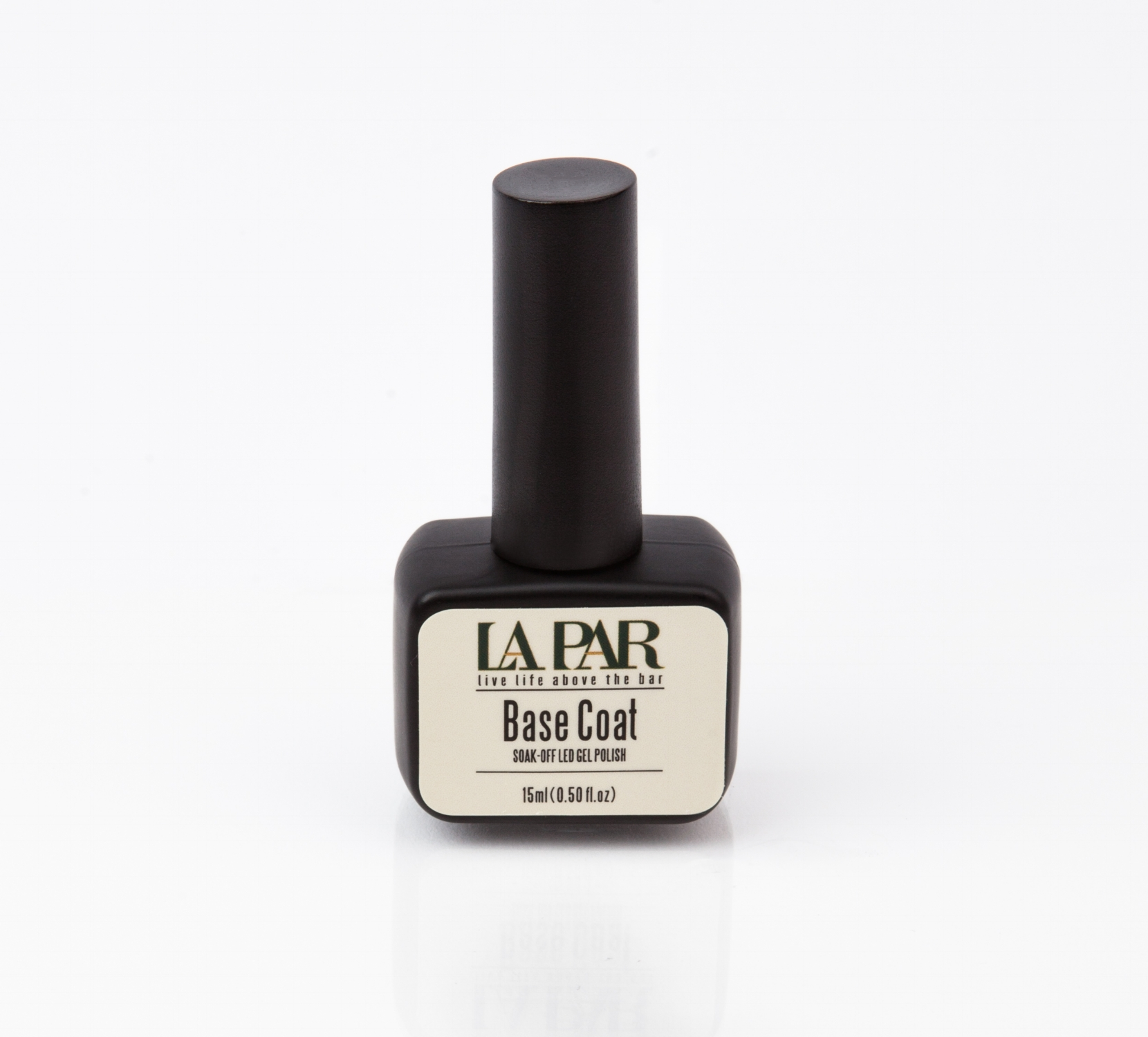 BASE-COAT - Prep your nails with La Par's Base Coat.