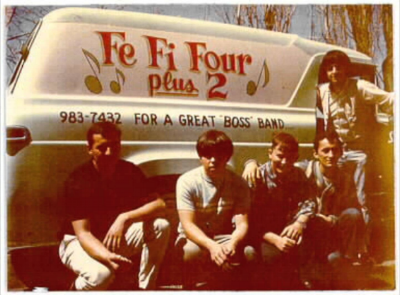 """Albuquerque band The Fe-Fi-Four Plus 2 formed in 1966 and released its garage psych banger 'I Wanna Come Back (From the World of LSD)"""" on local label Lance Records the following year. Though the group disbanded in 1968, this track—an obscure classic— has found its way onto a variety of compilations, including  Pebbles, Vol. 5 ."""