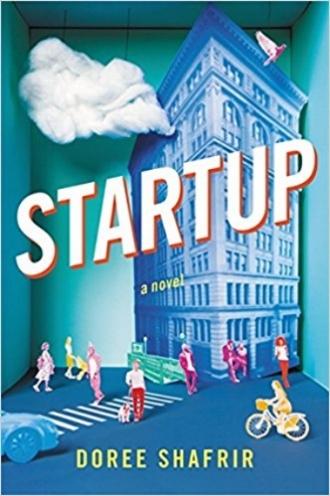 startup a novel book review