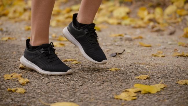 autumn fitness routine