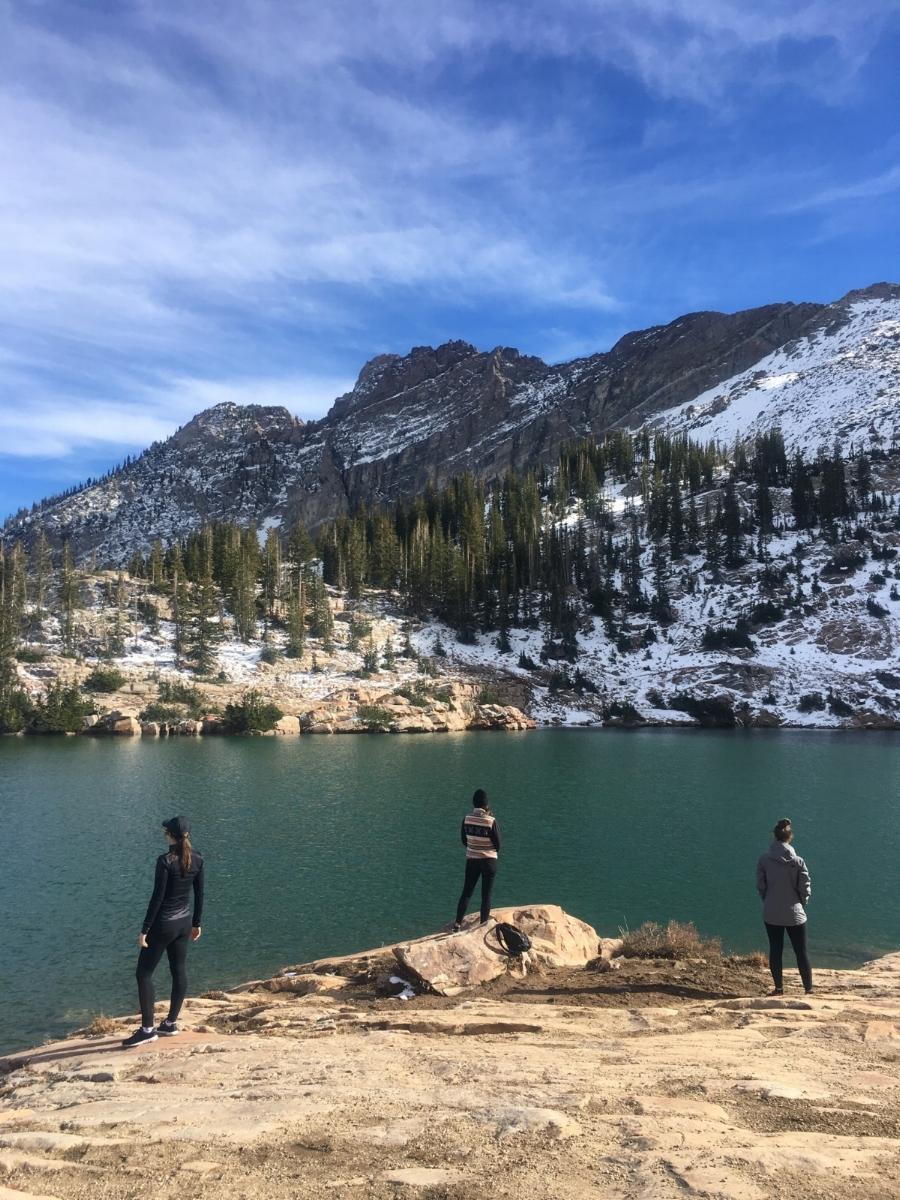 cottonwood canyon hike salt lake