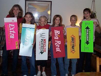 kids group halloween costume ideas